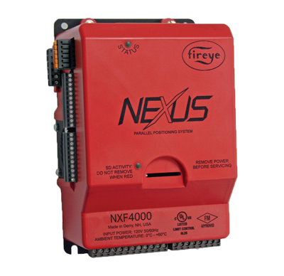 Nexus NXF4000 Parallel Positioning