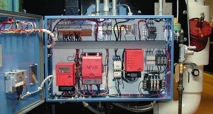 NXF4000-Installation